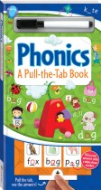 Pull-the-Tab Phonics (2019 Ed)