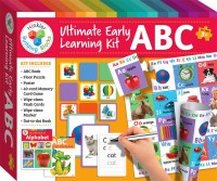 Building Blocks Early Learning Kit: ABC