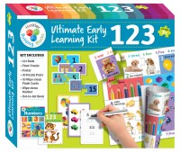 Building Blocks Early Learning Kit: 123