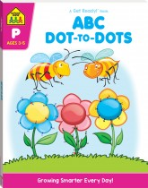 ABC Dot-to-dot: A Get Ready Book (2019 Ed)