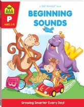 Beginning Sounds: A Get Ready Book (2019 Ed)