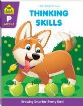 Thinking Skills: A Get Ready Book (2019 Ed)