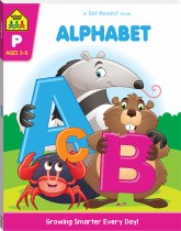Alphabet: A Get Ready Book (2019 Ed)