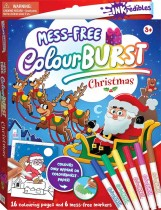 Inkredibles: Colour Burst Christmas