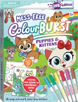 Inkredibles Colour Burst: Puppies and Kittens