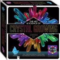 Art and Science of Crystal Growing Box Set