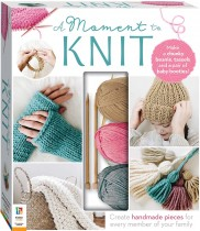A Moment to Knit