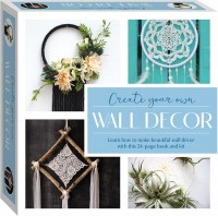 Create Your Own Wall Decor Box Set (2020 Ed)