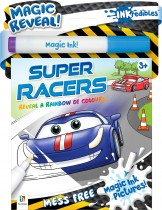 Inkredibles: Super Racers Magic Ink