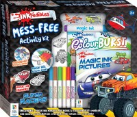 Inkredibles Activity Kit: Super Racers