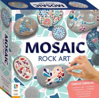 Mosaic Rock Art Box Set