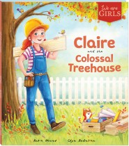Claire and the Colossal Treehouse