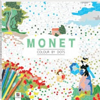 Colour by Dots: Monet