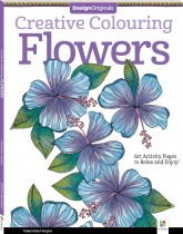 Design Originals Creative Colouring: Flowers
