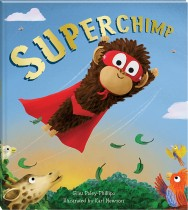 Superchimp (hardback)