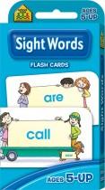 School Zone Sight Words Flash Cards