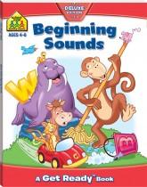 School Zone Beginning Sounds Get Ready Book