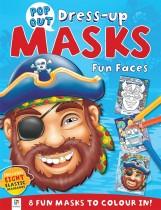 Pop Out Masks Fun Faces