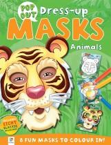 Pop Out Masks Animals