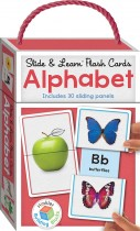 Building Blocks Slide & Learn Flash Cards Alphabet