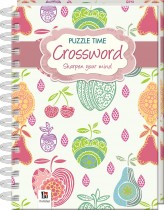 Crossword Puzzle Time Series 1