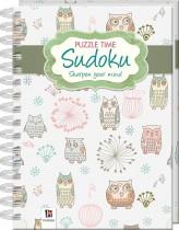 Sudoku Puzzle Time Series 1