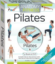 Pilates Anatomy of Fitness Book and DVD (PAL)
