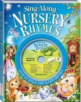 Sing Along Nursery Rhymes Book and CD