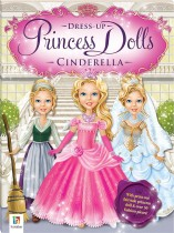 Cinderella Fairytale Dress-Up Doll