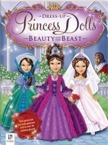 Beauty and the Beast Fairytale Dress-Up Doll
