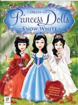 Snow White Fairytale Dress-Up Doll