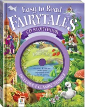 Easy To Read Fairytales CD Storybook