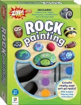 Zap! Extra Rock Painting