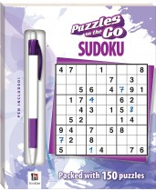 Puzzles on The Go Sudoku Series 5