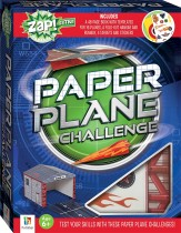 Zap! Extra Complete Paper Plane Challenge