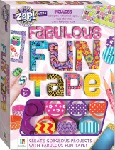 Zap! Extra Fabulous Fun Tape