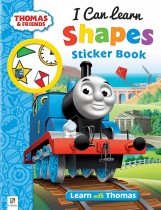 Thomas and Friends I Can Learn Shapes Sticker Book