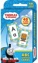 Thomas and Friends Learning Cards ABC