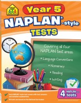 School Zone Year 5 NAPLAN-style Tests