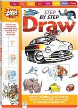 Zap! Step By Step Draw