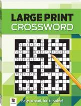 Crossword Large Print Puzzles Series 4