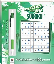 Puzzles on The Go Sudoku Series 1
