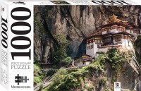 Tiger Nest Temple, Bhutan 1000 Piece Jigsaw