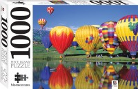 Snowmass Village Balloon Festival Colorado 1000 Piece Jigsaw