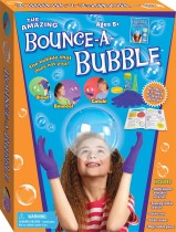Bounce-a-Bubble Tuck Box with Bubble Science