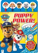 Paw Patrol Puppy Power 5-Pencil Set