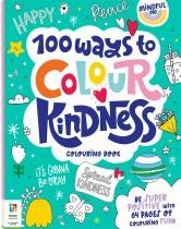 Mindful Me 100 Ways to Colour Kindness