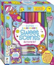 Super Kaleidoscope Colouring: Sweet Scents Activity Kit