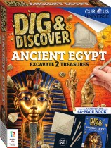 Dig & Discover Kit: Ancient Egypt