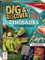 Dig & Discover Kit: Dinosaurs